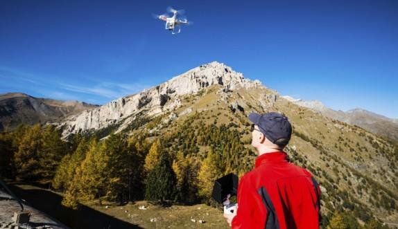 Guidare un drone