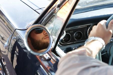 auto senza specchietti